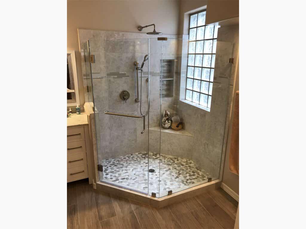 After-Shower / Bath Conversion